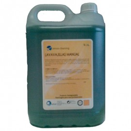 LAVAVAJILLAS MANUAL ZENOX CLEANING (5L)