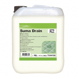 SUMA DRAIN GTS PLUS 10 L We