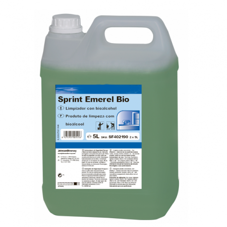 TASKI SPRINT EMEREL BIO (2 x 5L)
