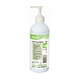 SOFT CARE WASH H2 (10U. X 0,50L.)