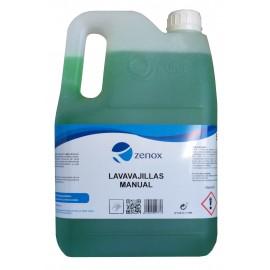 LAVAVAJILLAS MANUAL ZENOX (5L)